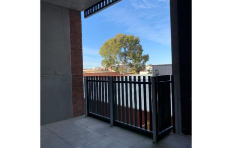 September Balcony