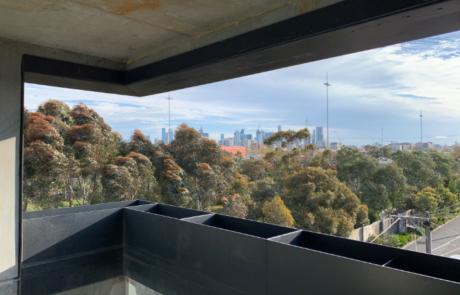 September City Skyline